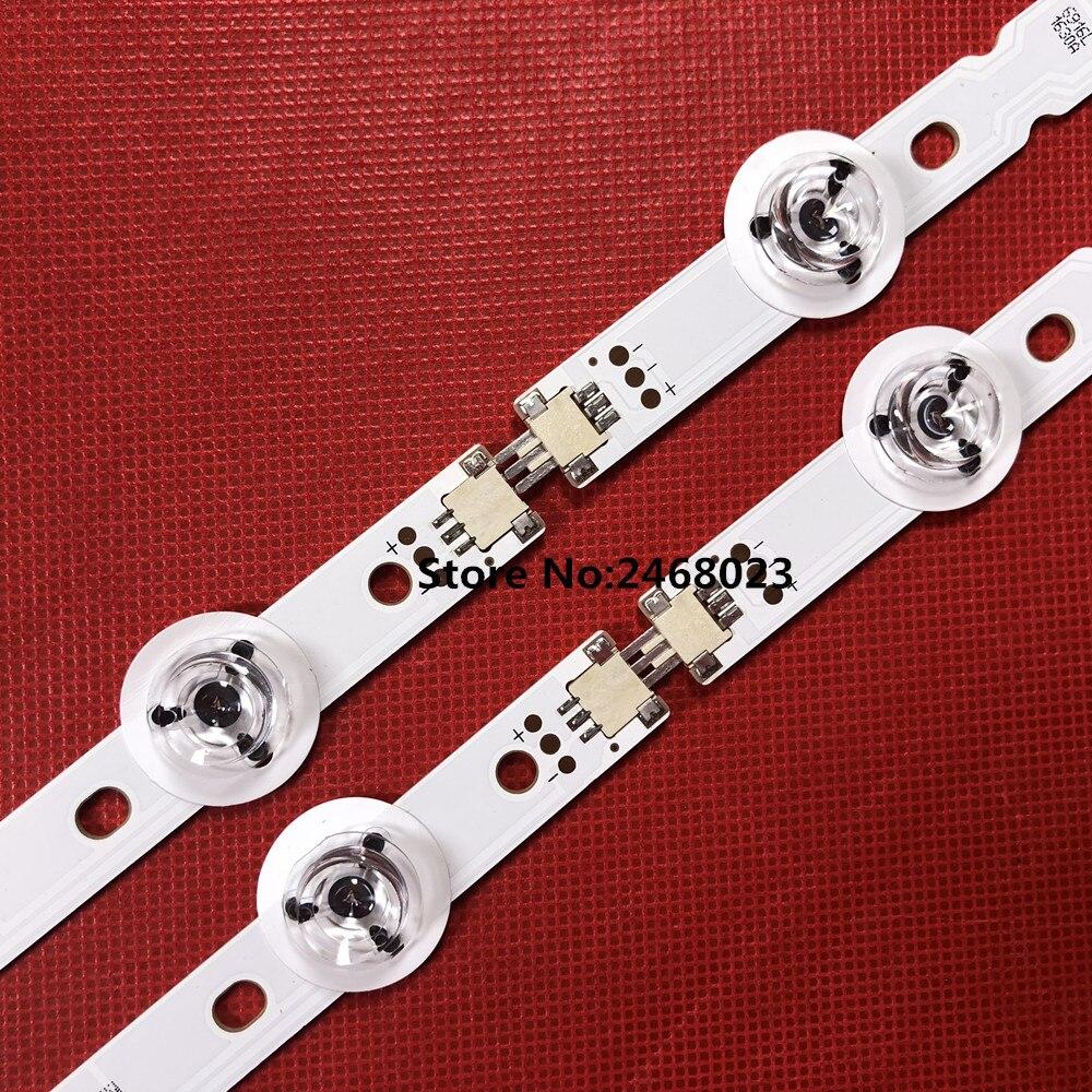 "Image 3 - LED Backlight strip For LG 55"" TV 6916l 1629A 6916L 1630A 6916l 1741A 6916L 1743A V14 SLIM DRT 55LB7200 LC550DUH PG F1 55LB670V-in LED Bar Lights from Lights & Lighting"