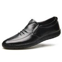 Men's Shoes Classic 2019 Summer Autumn Blue Dress Mens Shoes Male Oxfords Fashion Men's Crocodile Leather Shoes large size 43 44