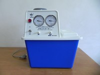 180W Water Circulating Vacuum Pump with 2 Taps for Lab vacuum extraction for Rotavap or Glass Reactor