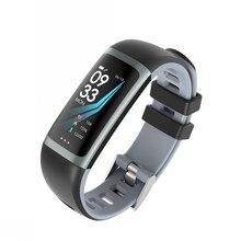 JUESSEN Цвет Экран G26 умный Браслет крови Давление Водонепроницаемый Фитнес трекер монитор сердечного ритма Смарт для IOS и Android