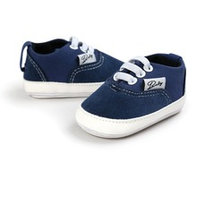 2017 New Brand baby boys girls canvas Shoes Casual Shoes baby first walkers Shoes 0~18 month