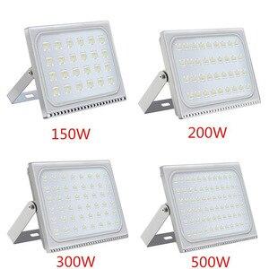 Ultrathin 110V 220V LED Flood