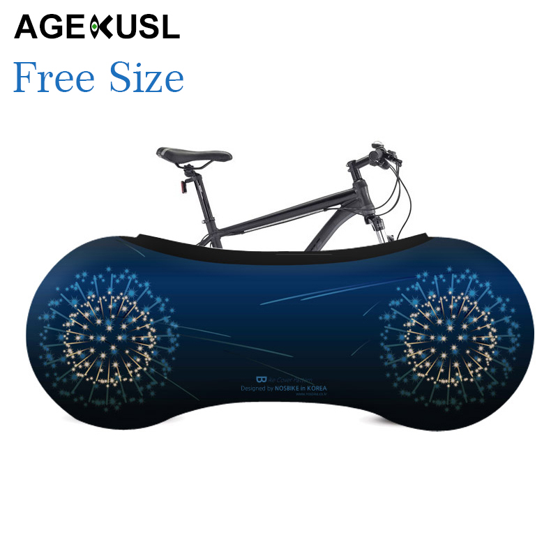 Free Size AGEKUSL Bicycle Protective Gear Bike Dust Cover Scratch-proof Protector MTB Mountain Road Folding Bicycle AccessoryFree Size AGEKUSL Bicycle Protective Gear Bike Dust Cover Scratch-proof Protector MTB Mountain Road Folding Bicycle Accessory