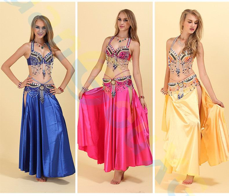 sexy Jazz Latin dance Clothes performance Suit belly dance dress bar belt long skirt set Dancer Practice Costume Set pegasus girls sexy latin dance dress fashion female dance dress1448 new clothes and costumes