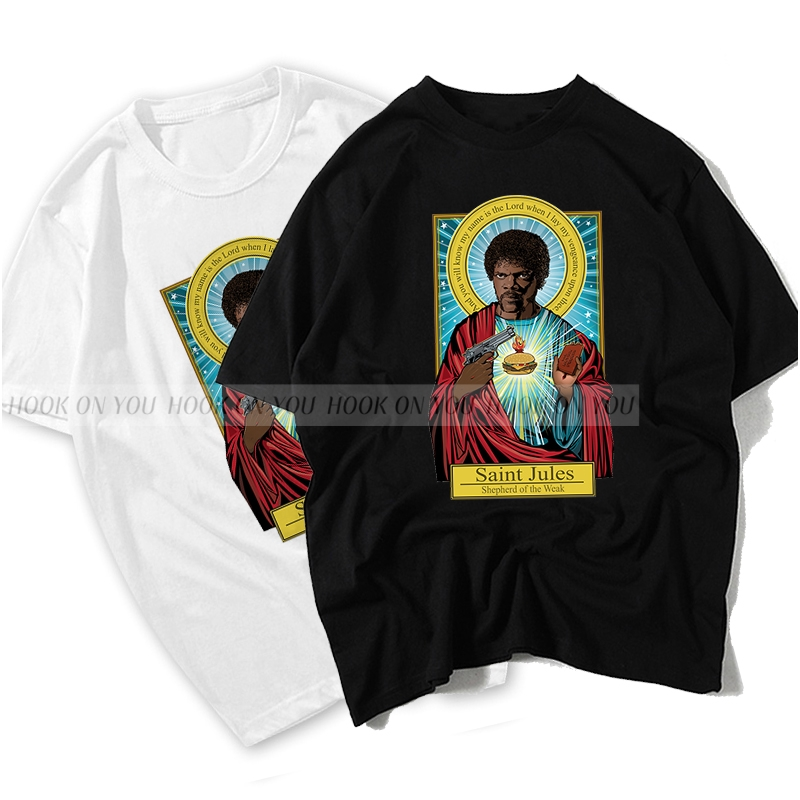 Pulp Fiction Tshirt 2018 New Men Women's Summer O-neck Mia T Shirt Quality Cotton T-shirt Harajuku Tees Shirt Short Sleeve