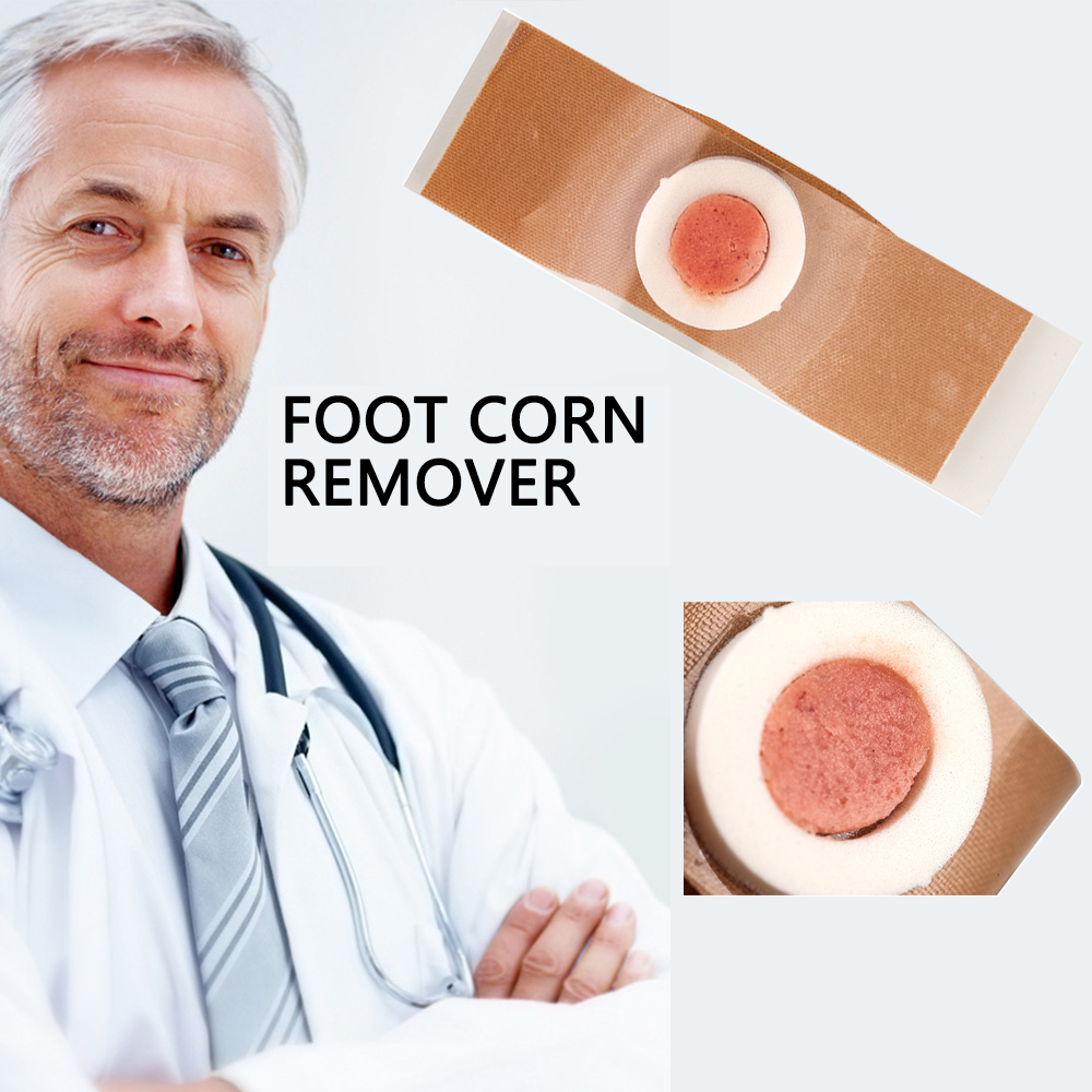 18Pcs Foot Care Medical Plaster Foot Corn Removal Calluses Plantar Warts Thorn Plaster Health Care For Relieving Pain D1361 2
