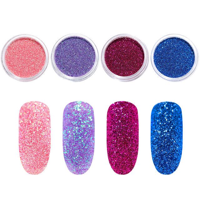 1g/Box Shining Glitter Powder