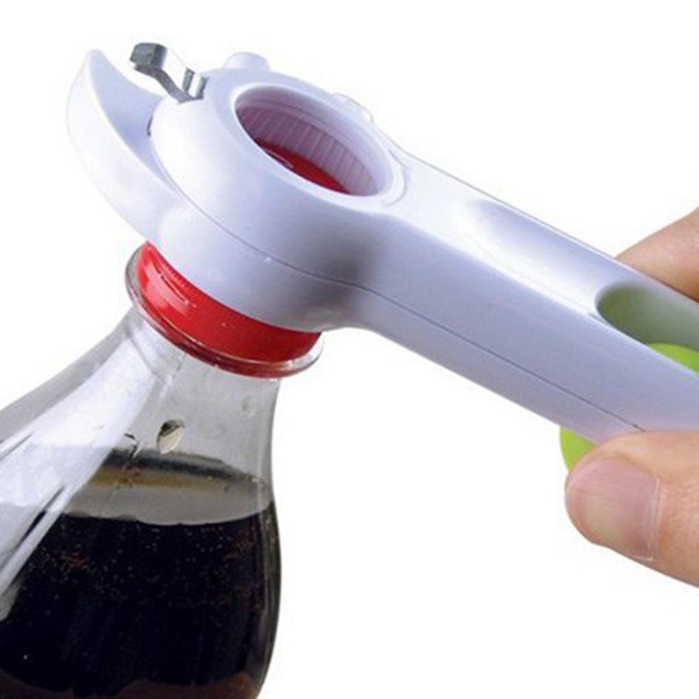 Corkscrew Can Bottle Opener Cap Lifter Multifunction Wine Beer Drinks Champagne Utensil Unbolt Twist