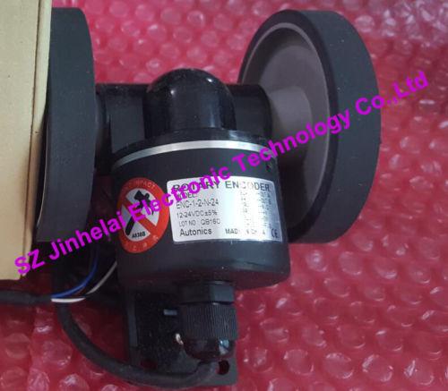 New and original  ENC-1-1-N-24  AUTONICS   Roller incremental rotary encoder e50s8 100 3 t 24 new and original autonics incremental rotary encoder