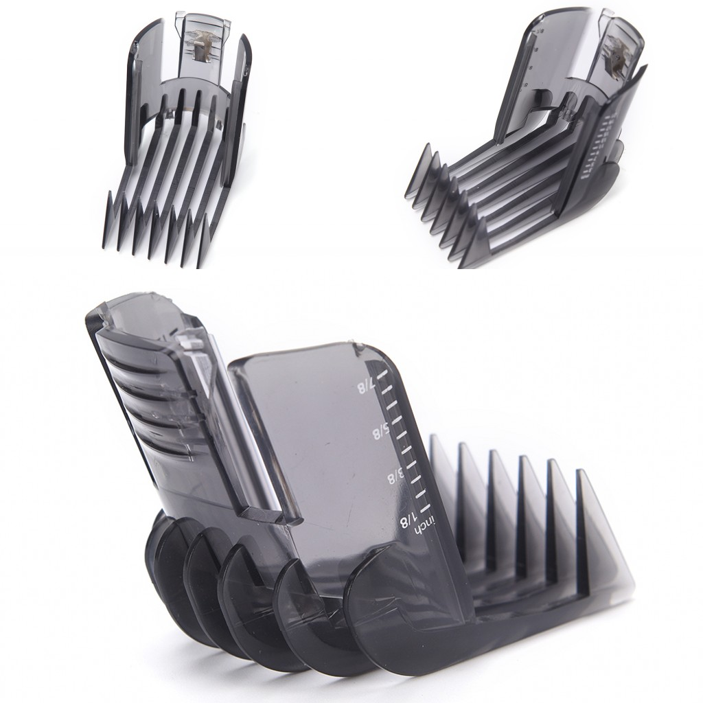 2019 Hot 1pc Black Practical High Quality Hair Trimmer Cutter Barber Head Clipper Comb Drop Shipping