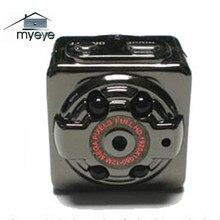 MYEYE SQ8 мини-камера HD 1080 P ультра-портативный мини камера поддерживает карты памяти Малый инфракрасного ночного видения обнаружения движения камера