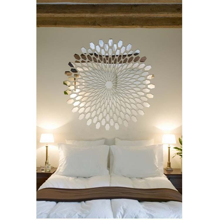 popular graphic decorative stickers wall mirror buy cheap graphic - Decorative Wall Mirrors