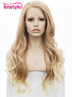 Imstyle Falista Syntetyczny Two Tone Ombre kolor 26