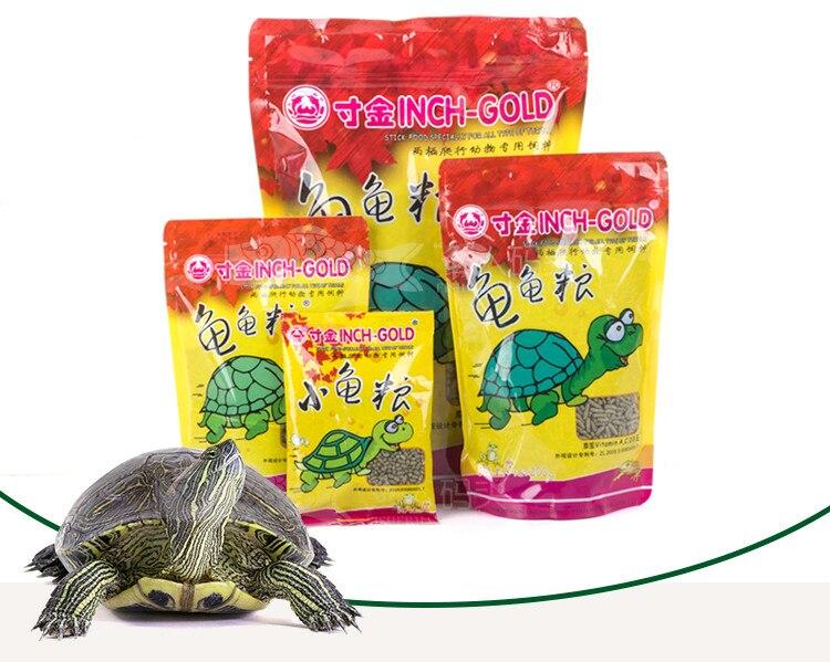 100g Aquarium Natural Reptile Turtle Food Stick For Medium Turtle Terrapin Grass Tortoise font b Pet