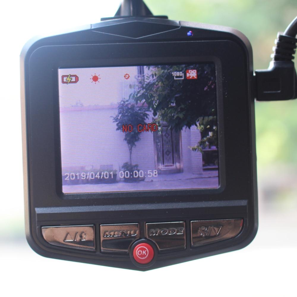 car camera HD 1080P dashcam DVR recorder dash cam car dvr auto rear view camera vehical car cam of mirror recorder 5