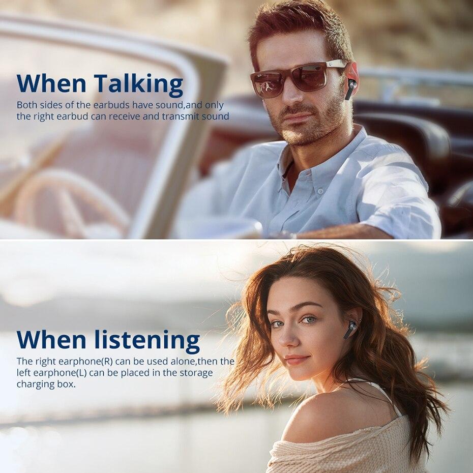 langsdom TWS bluetooth earphone for phone wireless  (10)
