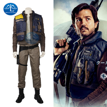 MANLUYUNXIAO High Quality Cassian Andor Cosplay Costume Rogue One: A Star Wars Story Costume For Man