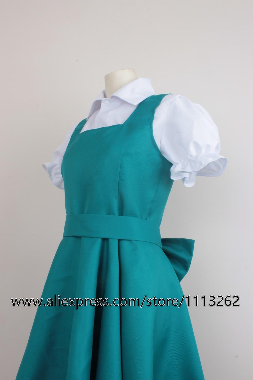 Ranma 1/2 Tendou Akane Cosplay Costume customized any size