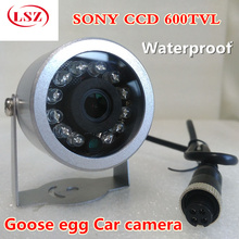 Spot wholesale 600 line HD pixel car camera  rain proof seismic band  infrared monitoring  now released