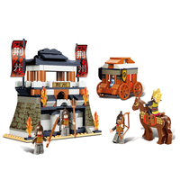 Sluban Model Building Compatible Lego Lego B0263 233pcs Model Building Kits Classic Toys Hobbies Castle And