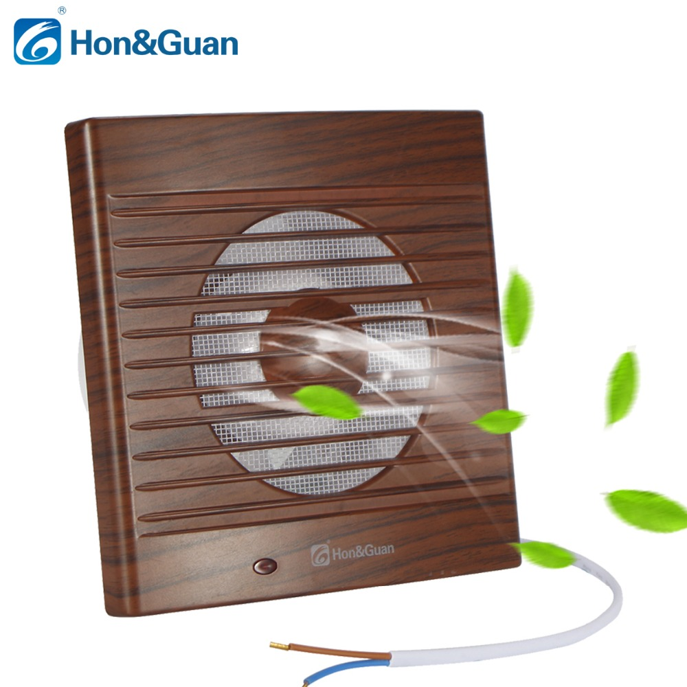 14W 22W Wall Wood Grain Low Noise Ventilating Exhaust Extractor Fan for Bathroom Toilet Kitchen Mounted 220V 110V; 4 614W 22W Wall Wood Grain Low Noise Ventilating Exhaust Extractor Fan for Bathroom Toilet Kitchen Mounted 220V 110V; 4 6
