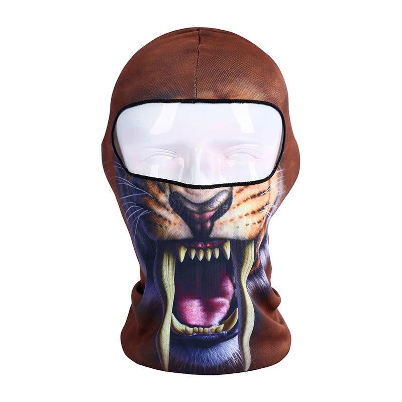 Animal Mask Cycling Bandana Moto Shield Outdoor Sports Cap <font><b>Helmet</b></font> Protection <font><b>Face</b></font> Shield Bike Scarf Filter Airsoft Balaclava