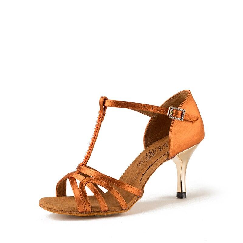 Latin Dance font b Shoes b font Woman womens Ballroom Dance font b Shoes b font