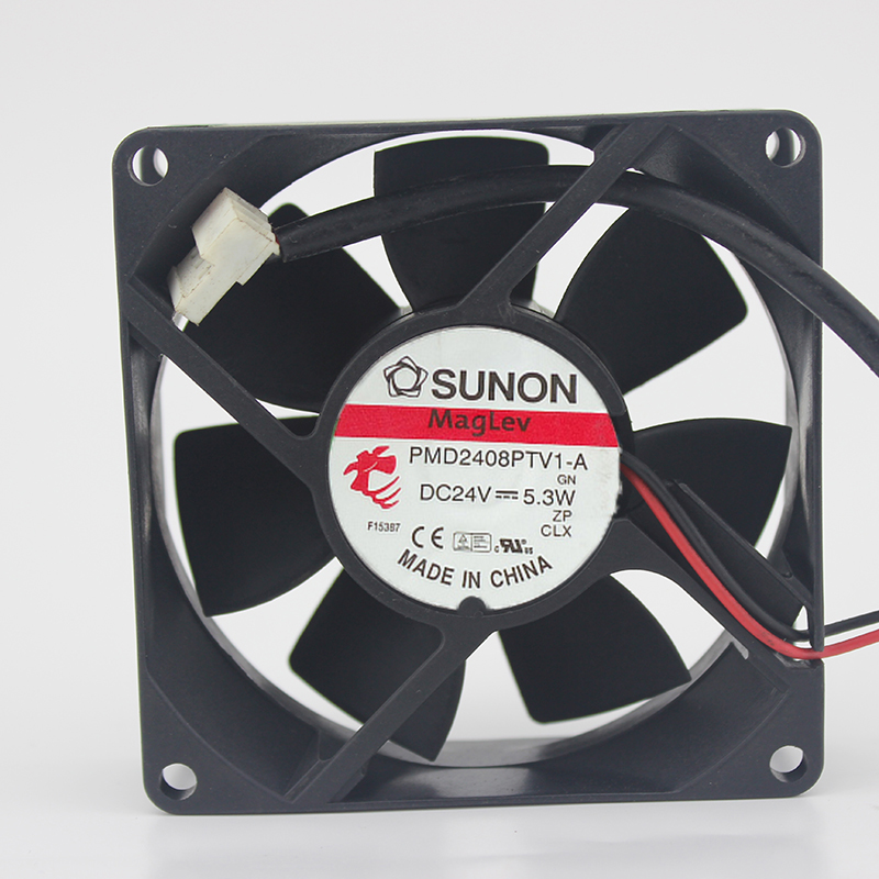 Brand new for delta DSB0824VH-AU76 8025 DC 24V 0.20A 8CM inverter server axial cooling fan