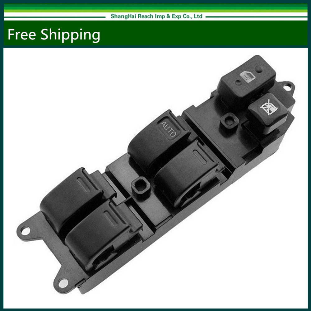 E2c power window master control switch fits for toyota for Window master