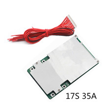 17 35A BMS Ban Công Suất Pin Lithium Ban Bảo Vệ 18650 Polymer 3.7 V Xe Điện Lithium Pin Ban Bảo Vệ