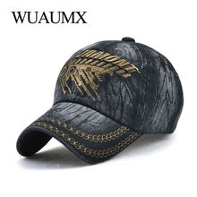 Wuaumx Spring Summer Baseball Caps Men Women Cotton Curved Peak Hat Casual Sun Bone Snapback Hip Hop Cap Casquette homme