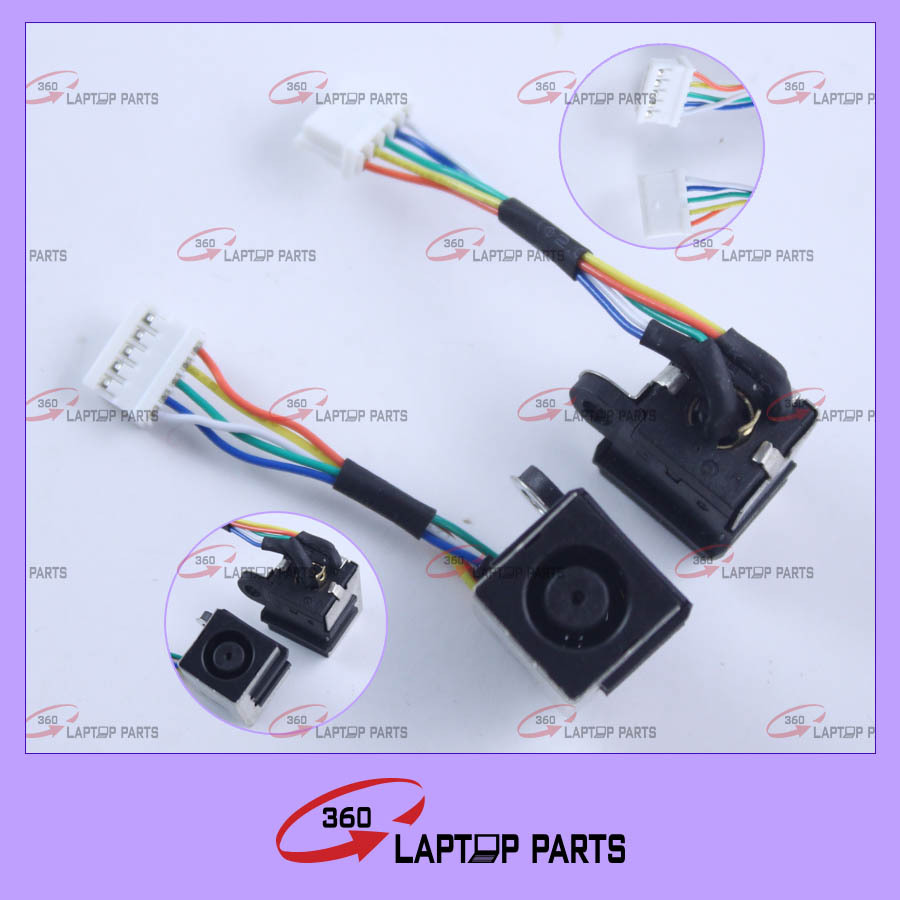 aliexpress com 2009 Dodge Charger Wiring Diagram brand new dc in power dc jack connector for dell inspiron 14z (n411z) , 5 pin dc charging power jack and cable in connectors from home improvement on