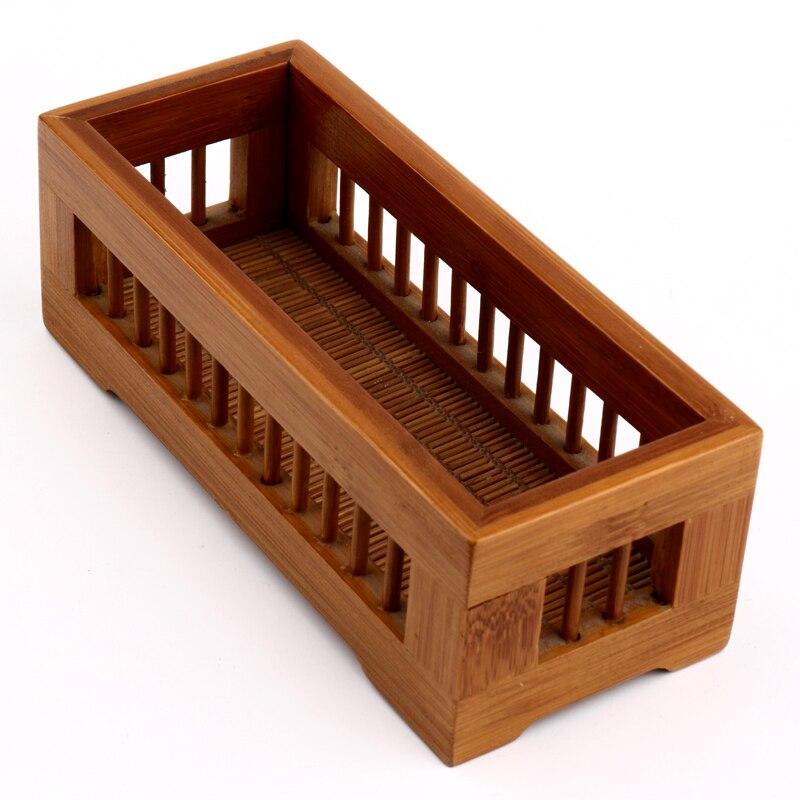 Storage Bamboo Box storage holder Handmade Vintage Wooden Treasure Case Classic Gift Bamboo Wood ZSN-15