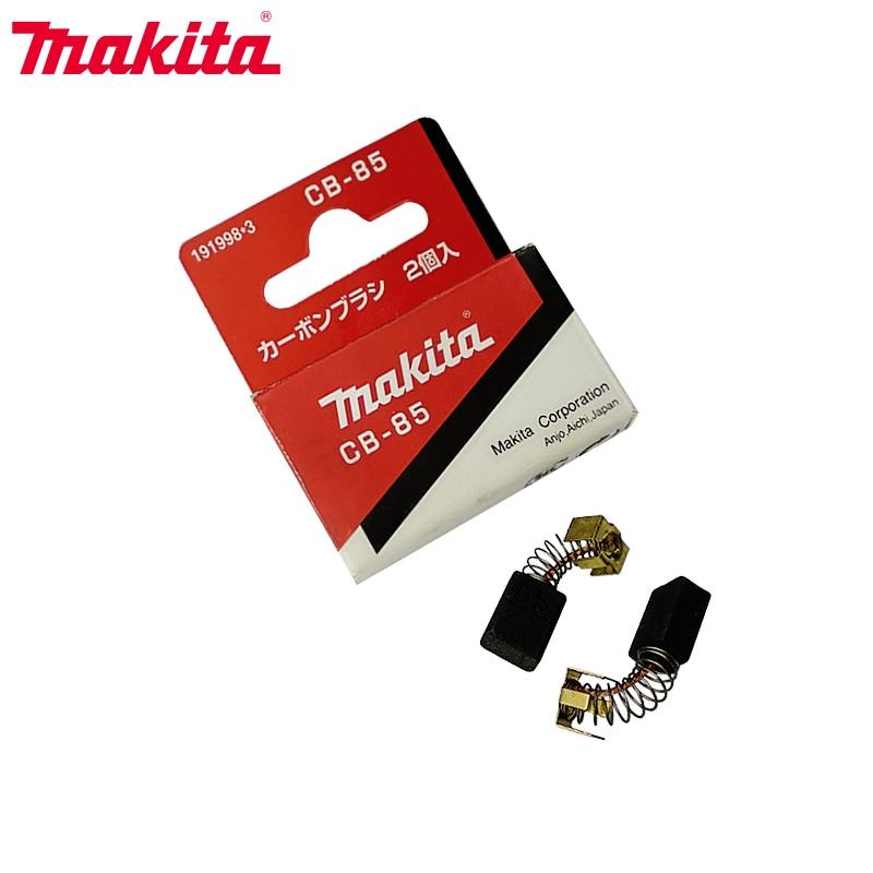Makita Carbon Brushes for 6501LVR 6510PB 6510PBL 6000LR 600OR 670ON 6802BV 5