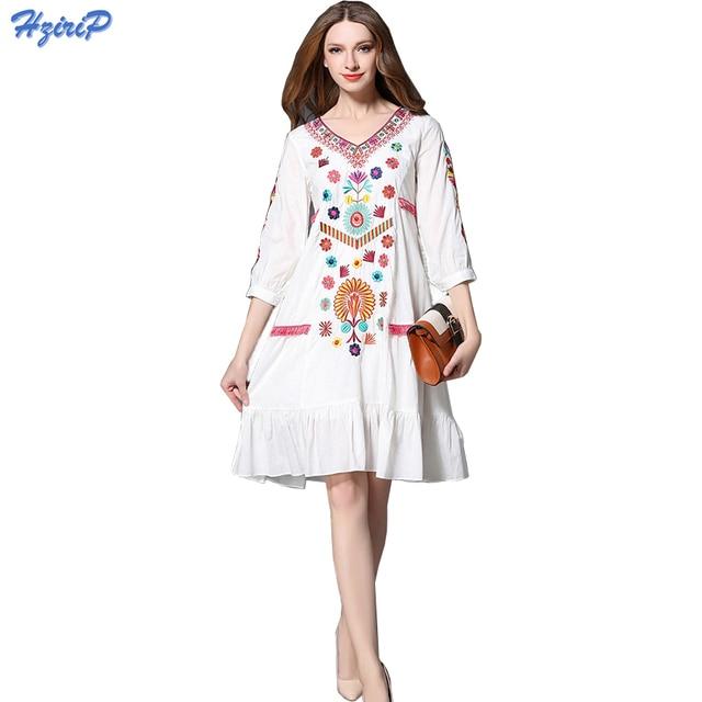 Aliexpress Buy Spring Summer Dress Women Plus Size 2017