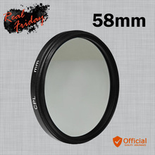 58 мм CPL поляризационный фильтр для Nikon Sony Pentax Olympus Canon 1300d 800D 760d 750d 650D 600D 100d 80d 70d 18-55 мм Интимные аксессуары