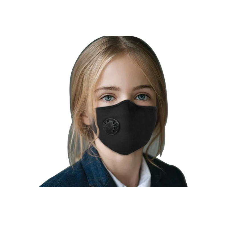 On Medical The Dust Lips Glorsun Kpop Mouth Respirator Filter Flu Anti Cloth Face Carbon Pm2 Running With 5 Mask Black