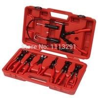 9 Pcs Hose Clamp Pliers Set