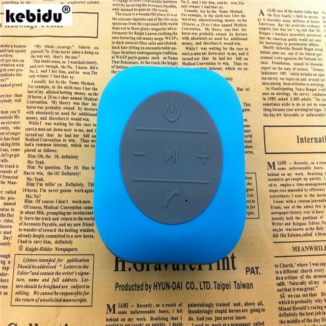 Kebidu Draagbare Badkamer Waterdichte Speaker Bluetooth muziek ...