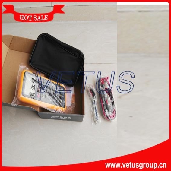 ФОТО VC9808A+ B/L PK HOLD low price multimeter digital