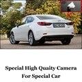 Câmera do carro Para Mazda 6 M6 Atenza GJ 2013 ~ 2015 Traseiro de Alta Qualidade View Camera Back Up Para Os Amigos para Usar | CCD com RCA