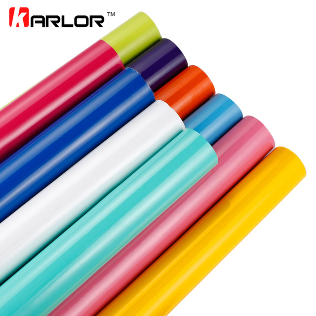 30*100cm PVC Glossy Car Vinyl Covering Wrap Film Sticker Automobiles Motorcycle Truck Color Change Decal Car Styling Accessories