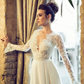 New Hot Selling Custom Made Wedding Dresses Vestido de Noiva Casamento Robe De Mariage Lace