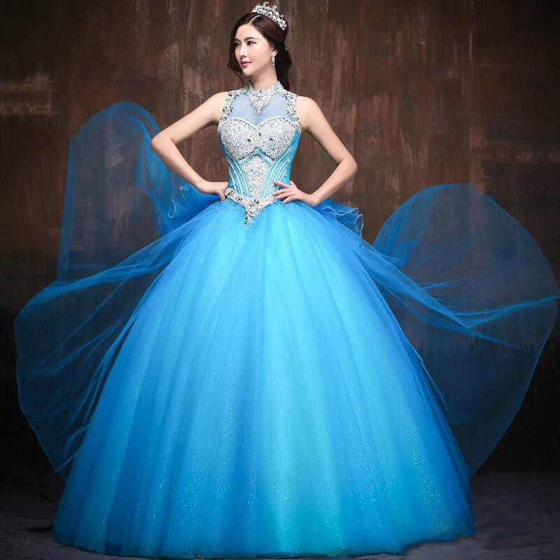 Ball-Gown-Beaded-Mint-Green-Blue-Red-Pink-Orange-Strapless-Quinceanera- Dresses-Organza-Pretty-Sweet-16.jpg