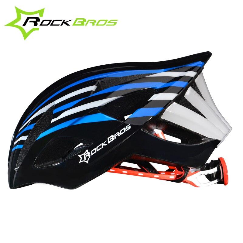 ROCKBROS With Tail Light 6 color Helmet MTB Road Cycling Helmet Women Men Integrally-molded Ultralight In-mold Bicycle Helmet  madam t по2572 12 багда