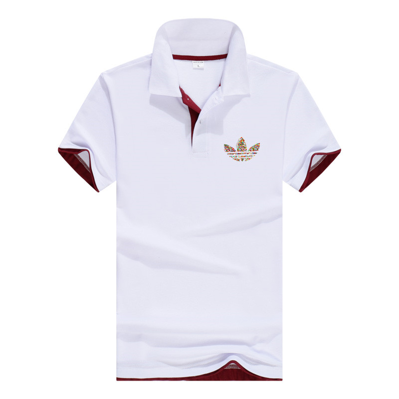 Brand clothing Men   Polo   Shirt For Men Business Casual Solid male Cotton   polo   shirt Summer Short Sleeve Men golftennis Jersey