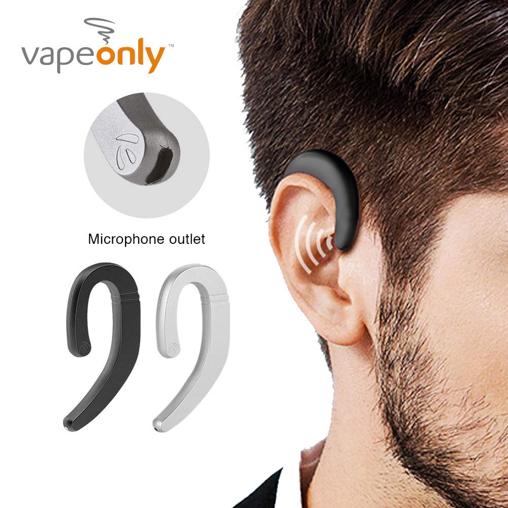 Buy Vapeonly Wireless Bluetooth Headset Cloud Transmission Ear Hook Earphones with Mic Handsfree Stereo Headphone Sports Headsets for only 13.14 USD