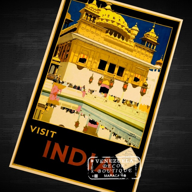 Shine Arc Cuture Visit India Landscape Trip World Travel Retro ...