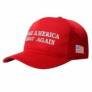 Trump American Presidential Hat Make America Great Again Hat Donald Trump Republican Hat Cap MAGA Embroidered Mesh Cap