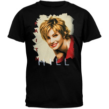 цена на Graphic Shirts Crew Neck Short-Sleeve Fashion 2018 Mens Faith Hill - Red Sweater Tees